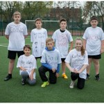 Football fun w Gim nr 11, for. Marcin Butryn