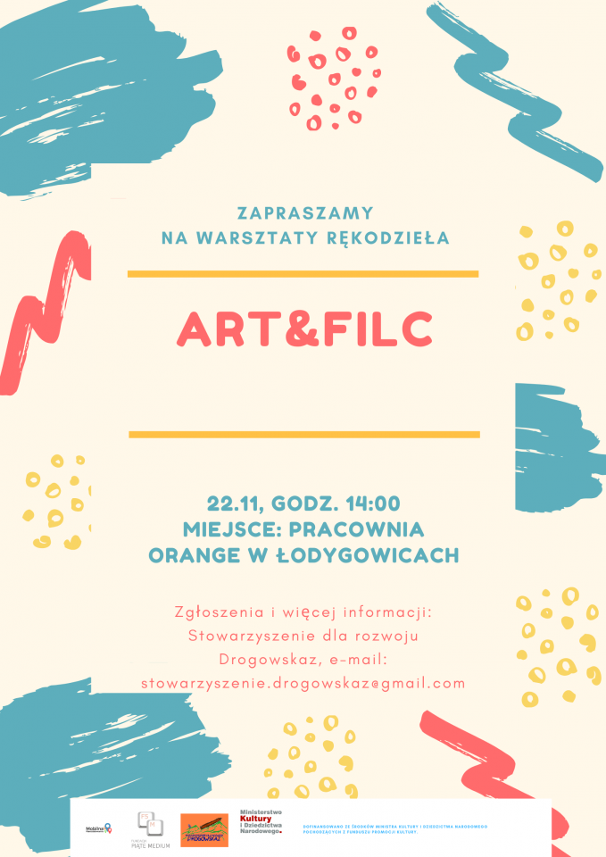 Art and Filc w Łodygowicach
